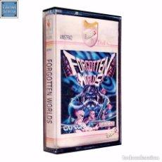 Videojuegos y Consolas: FORGOTTEN WORLDS / JUEGO AMSTRAD CPC CINTA / ESPAÑOL / CAPCOM U.S. GOLD ERBE 1989. Lote 74380951