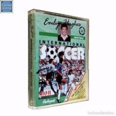 Videojogos e Consolas: EMLYN HUGHES / JUEGO AMSTRAD CPC CINTA / AUDIOGENIC 1988. Lote 74956095