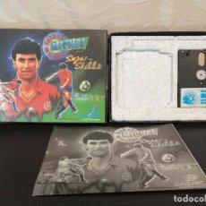 Videojuegos y Consolas: MICHEL SUPER SKILL EN DISCO AMSTRAD . Lote 75939591