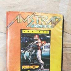 Videojuegos y Consolas: ROBOCOP EN DISCO AMSTRAD . Lote 75939763