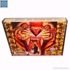 Videojuegos y Consolas: THE WAY OF THE TIGER / JUEGO AMSTRAD CPC CINTA / GREMLIN 1986. Lote 76585639