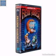 Videojuegos y Consolas: FREDDY HARDEST / JUEGO AMSTRAD CPC CINTA / ESPAÑOL / DINAMIC 1987. Lote 76780603