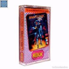 Videojuegos y Consolas: BRAVESTARR / JUEGO AMSTRAD CPC CINTA / KIXX 1987. Lote 77303097