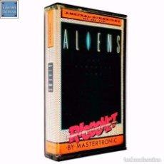 Videojuegos y Consolas: ALIENS / JUEGO AMSTRAD CPC CINTA / ESPAÑOL / MASTERTRONIC DRO SOFT 1988. Lote 78314153