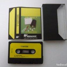 Videojuegos y Consolas: Y'ANTZEE / AMSTRAD CPC 464 - 6128 / CASSETTE / RETRO. Lote 79892369