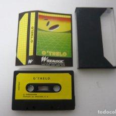 Videojuegos y Consolas: O'THELO / AMSTRAD CPC 464 - 6128 / CASSETTE / RETRO. Lote 79892445