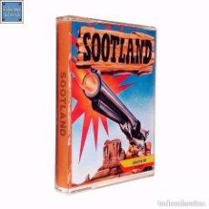 Videojuegos y Consolas: SOOTLAND / JUEGO AMSTRAD CPC CINTA / ESPAÑOL / ZAFIRO 1988. Lote 79977825