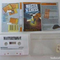 Videojuegos y Consolas: MASTER CHESS / AMSTRAD CPC 464 - 6128 / CASSETTE / RETRO. Lote 82189264
