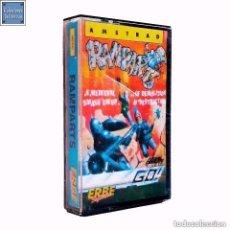 Videojuegos y Consolas: RAMPARTS / JUEGO AMSTRAD CPC CINTA / ESPAÑOL / ERBE 1988. Lote 83374904