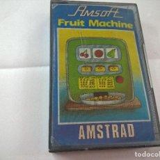 Videojuegos y Consolas: AMSTRAD-FRUIT MACHINE-N. Lote 84842884