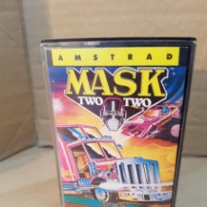 Videojuegos y Consolas: MASK TWO TWO AMSTRAD CASETTE. Lote 85846115
