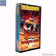 Videojuegos y Consolas: MARAUDER / JUEGO AMSTRAD CPC CINTA / ESPAÑOL / ERBE 1988. Lote 85891464