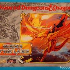 Videojuegos y Consolas: HEROES OF THE LAND - AMSTRAD CPC 464 (CINTA) - EDICIÓN EN CAJA DE CARTÓN.. Lote 85951616