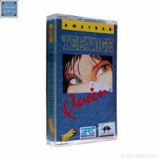 Videojuegos y Consolas: TEENAGE QUEEN / JUEGO AMSTRAD CPC CINTA / ESPAÑOL / INFOGRAMES ERBE 1990. Lote 86481176