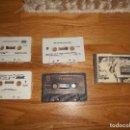Videojuegos y Consolas: LOTE DE 4 + 1 REGALO JUEGOS AMSTRAD FLUNKY MATCH DAY II E. SANCHEZ VICARIO CHAM. SPRINT. Lote 86723220