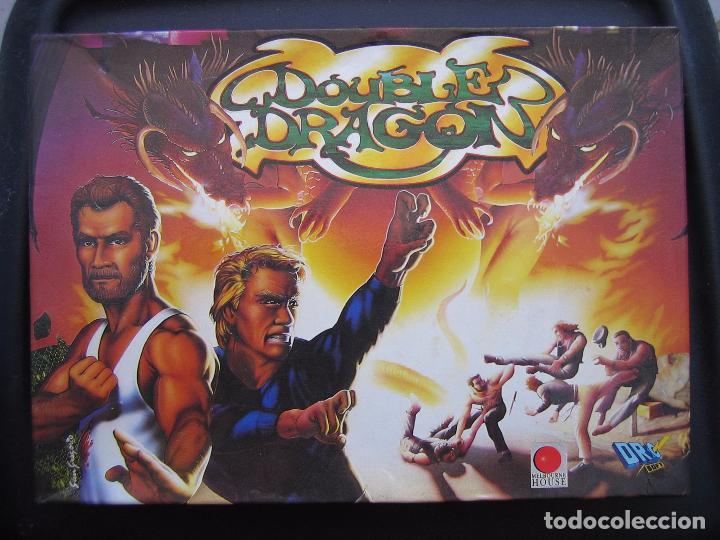 JUEGO AMSTRAD CPC DOBLE DRAGON (Juguetes - Videojuegos y Consolas - Amstrad)