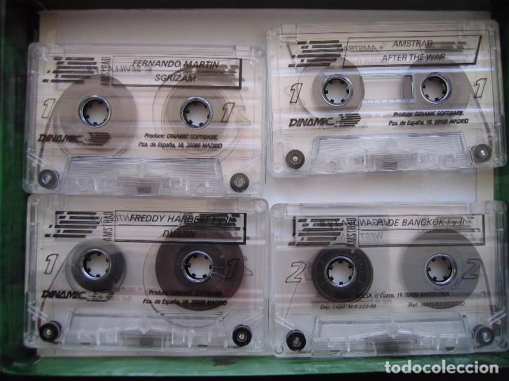 Videojuegos y Consolas: Juego Amstrad CPC doble dragon - Foto 2 - 87651772
