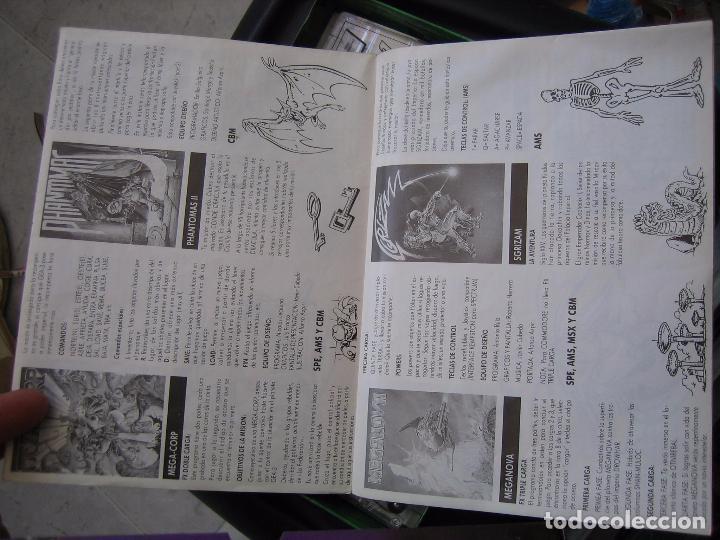 Videojuegos y Consolas: Juego Amstrad CPC doble dragon - Foto 5 - 87651772