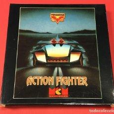 Videojuegos y Consolas: ACTION FIGHTER - AMSTRAD CPC 464 (CINTA) - EDICIÓN EN CAJA DE CARTÓN.. Lote 90068536