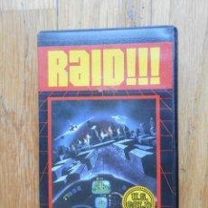 Videojuegos y Consolas: RAID, AMSTRAD . Lote 90271108