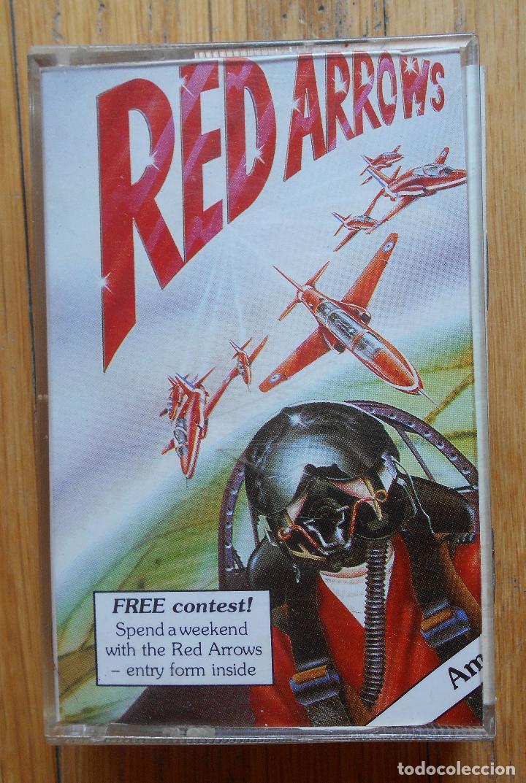 JUEGO RED ARROWS, AMSTRAD (Juguetes - Videojuegos y Consolas - Amstrad)