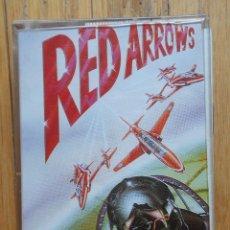 Videojuegos y Consolas: JUEGO RED ARROWS, AMSTRAD. Lote 90289340