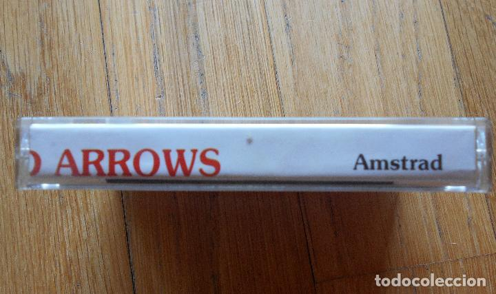 Videojuegos y Consolas: JUEGO RED ARROWS, Amstrad - Foto 2 - 90289340