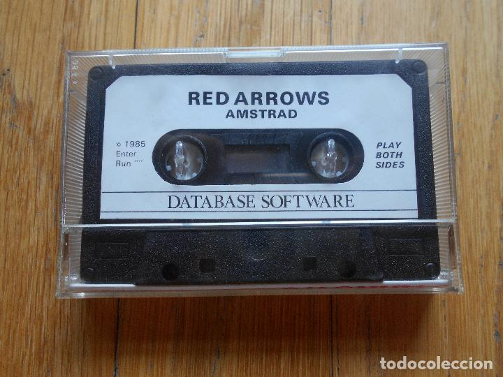 Videojuegos y Consolas: JUEGO RED ARROWS, Amstrad - Foto 4 - 90289340