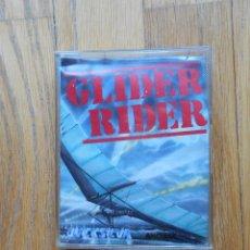 Videojuegos y Consolas: GLIDER RIDER, QUICKSILVA, AMSTRAD, . Lote 90313724