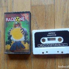 Videojuegos y Consolas: RADZONE, AMSTRAD. Lote 90318080