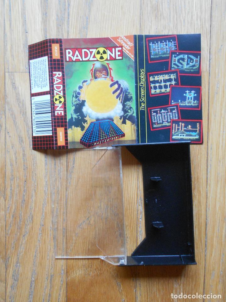 Videojuegos y Consolas: RADZONE, Amstrad - Foto 2 - 90318080