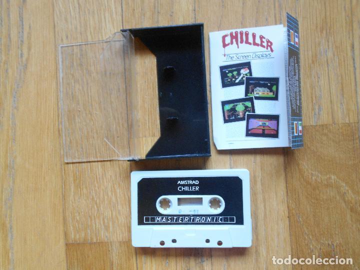 Videojuegos y Consolas: CHILLER, Amstrad, Mastertronic - Foto 2 - 90335628