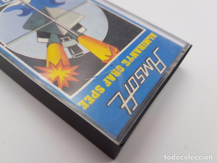 Videojuegos y Consolas: JUEGO CASSETTE ALMIRANTE GRAF SPEE AMSOFT 118 ESPAÑA AMSTRAD CPC.COMBINO ENVIO - Foto 3 - 90572435
