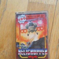 Videojuegos y Consolas: JUEGO HELICHOPPER, AMSTRAD. Lote 90942755