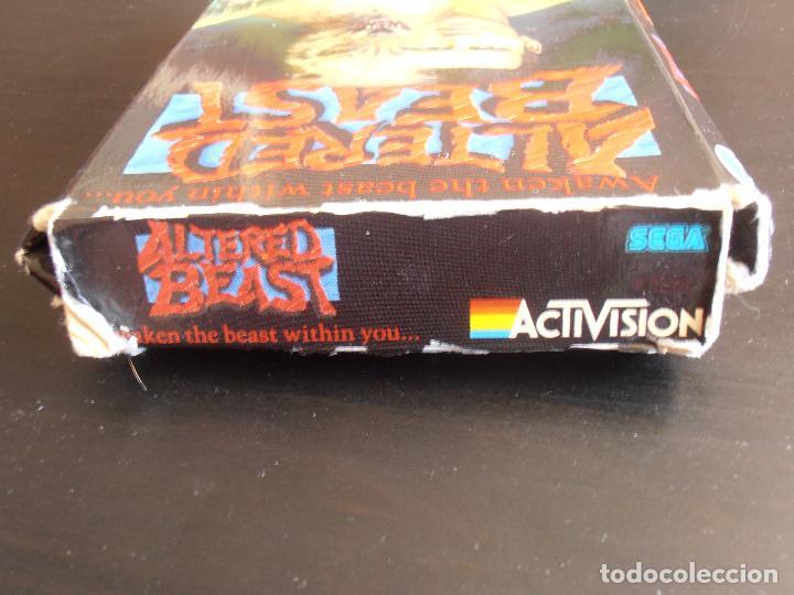 Videojuegos y Consolas: JUEGO AMSTRAD DISCO CPC 6128 DISK, ALTERED BEAST, ACTIVISION SEGA - Foto 5 - 91750460