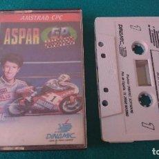Videojuegos y Consolas: JUEGO ASPAR GP AMSTRAD CPC. Lote 93673870