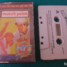 Videojuegos y Consolas: JUEGO MATCH POINT AMSTRAD CPC. Lote 93673935