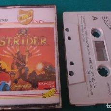 Videojuegos y Consolas: JUEGO STRIDER II 2 AMSTRAD CPC CONSOLA VIDEOJUEGO . Lote 93674975