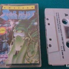 Videojuegos y Consolas: JUEGO STARDUST STAR DUST AMSTRAD CPC CONSOLA VIDEOJUEGO . Lote 93675080