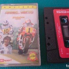 Videojuegos y Consolas: JUEGO ANGEL NIETO POLE 500 AMSTRAD CPC CONSOLA VIDEOJUEGO . Lote 93675405