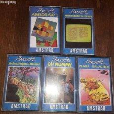 Videojuegos y Consolas: LOTE JUEGOS AMSTRAD. Lote 94465694