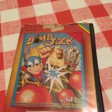 Videojuegos y Consolas: AMSTRAD MÍTICO JUEGO IMPOSIBLE BOMB JACK ÉLITE AÑOS 1980 ÚNICO. Lote 94488186