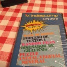 Videojuegos y Consolas: AMSTRAD BASE DE DATOS CON JUEGOS UNICO MÍTICO. Lote 94488998