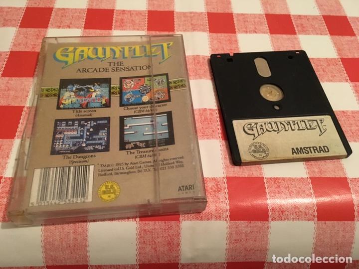 Videojuegos y Consolas: Primeros juegos amstrad cpc gauntlet juego antiguo mítico - Foto 2 - 94489819