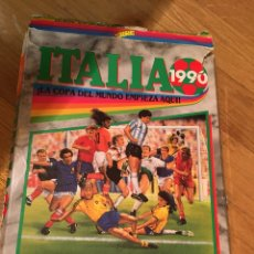 Videojuegos y Consolas: ITALIA 1990 AMSTRAD CPC 6128 LA COPA DEL MUNDO EMPIEZA AQUÍ MÍTICOS ERBE DISCO. Lote 94525670