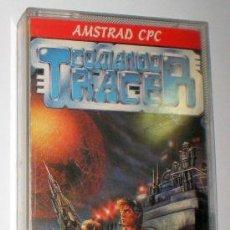 Videojuegos y Consolas: COMANDO TRACER [DINAMIC SOFTWARE] 1989 ZEUS SOFTWARE [AMSTRAD CPC]. Lote 95267019