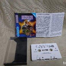 Videojuegos y Consolas: AMSTRAD - JUEGO COMANDO QUATRO . Lote 95298291
