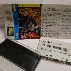 Videojuegos y Consolas: AMSTRAD - JUEGO TUAREG BY TOPO SOFT . Lote 95312219