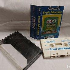 Videojuegos y Consolas: AMSTRAD - JUEGO FRUIT MACHINE . Lote 95313651