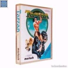 Videojuegos y Consolas: TARZÁN / JUEGO AMSTRAD CPC CINTA / MARTECH 1986. Lote 95365243